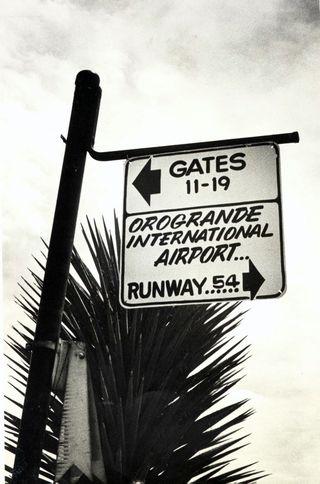 OROGRANDE INTERNATIONAL AIRPORT