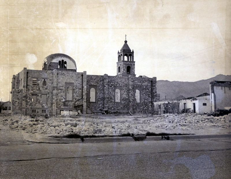 EL CALVARIO CHURCH