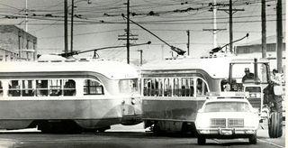 STREET CARS NOV 1979