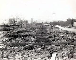 I10 1963 HEADING INTO TOWN
