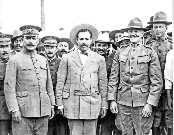 Pershing Pancho Villa Expedition