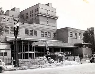 1949 LIBERTY HALL REMODELING